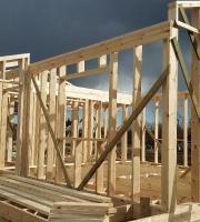 Процесс строительства